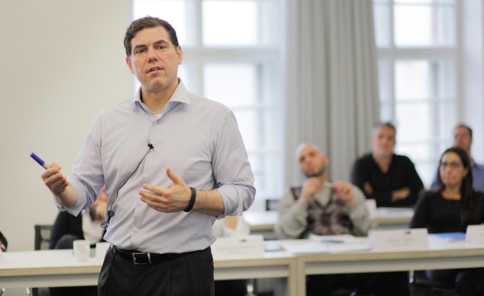 David Slocum Faculty Director Berlin School