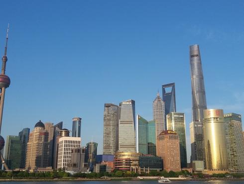 Shanghai Skyline Asia Module 2018