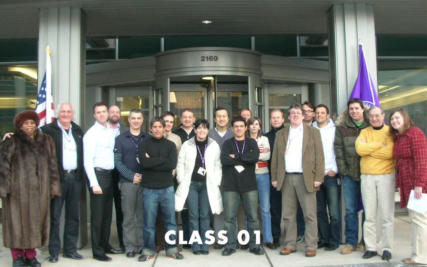 Class Picture EMBA Class 01