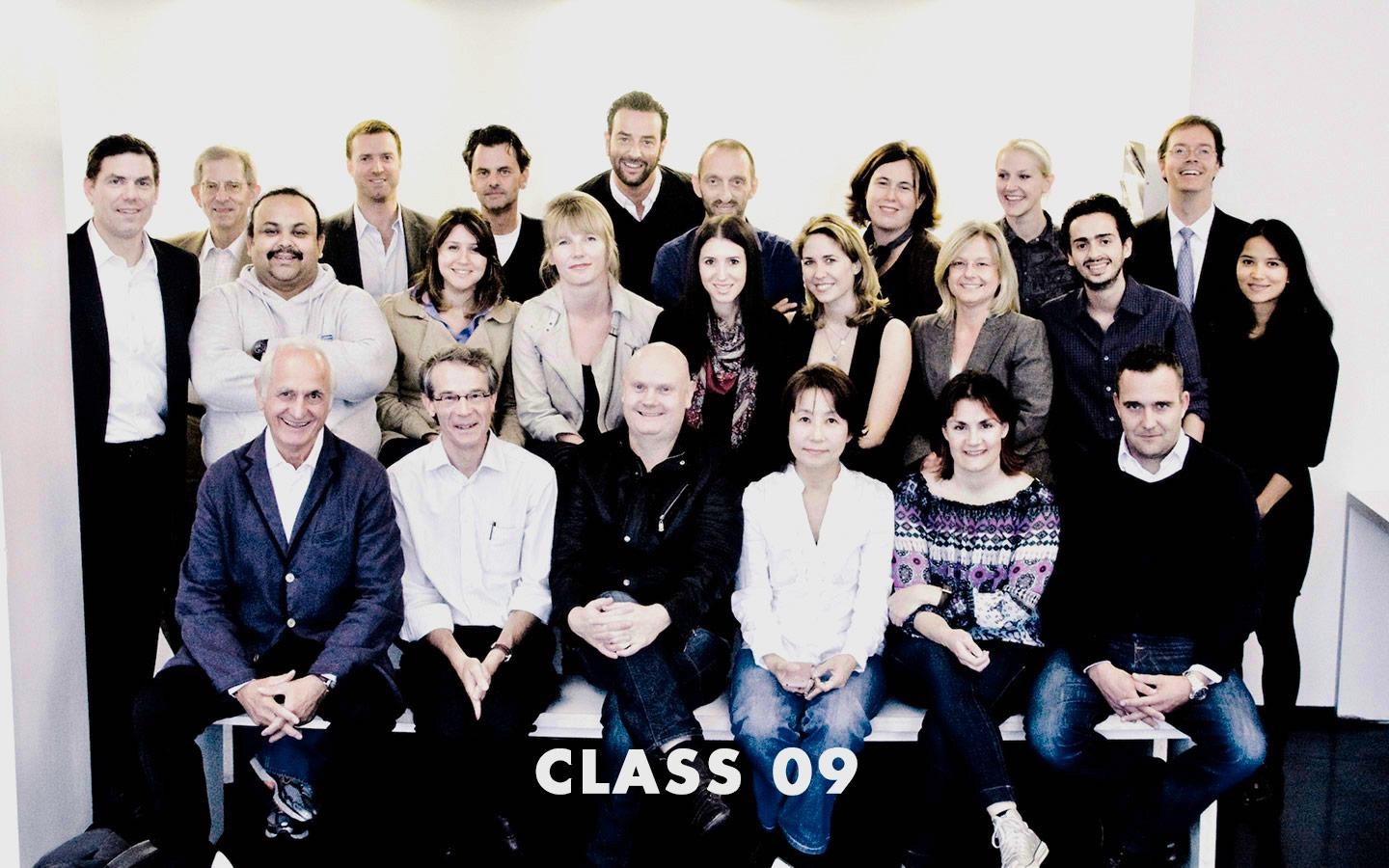 Class Picture EMBA Class 09