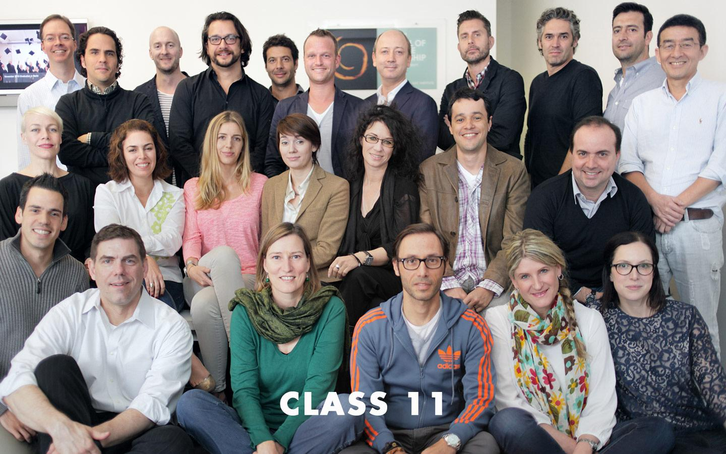 Class Picture EMBA Class 11
