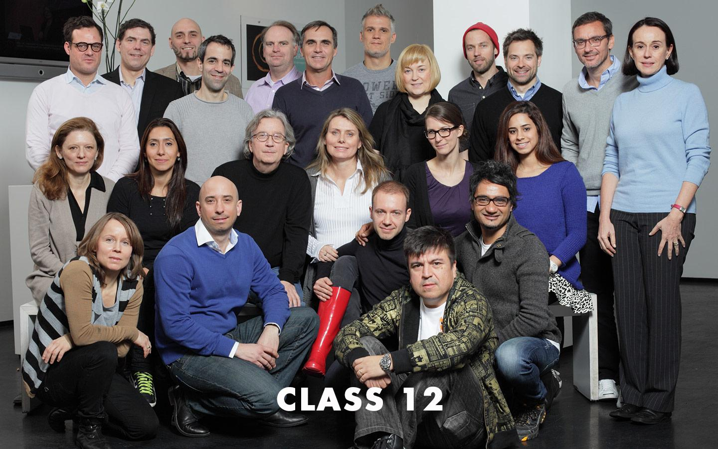 Class Picture EMBA Class 12