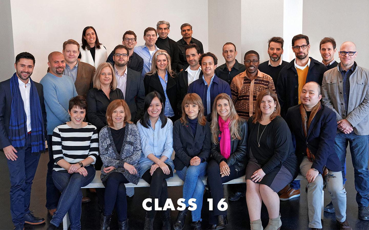 Class Picture EMBA Class 16