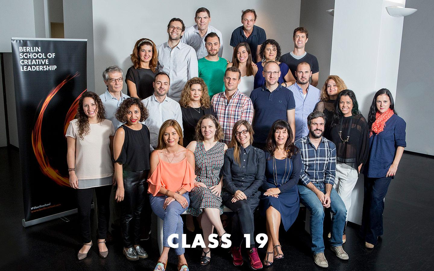Class Picture EMBA Class 19