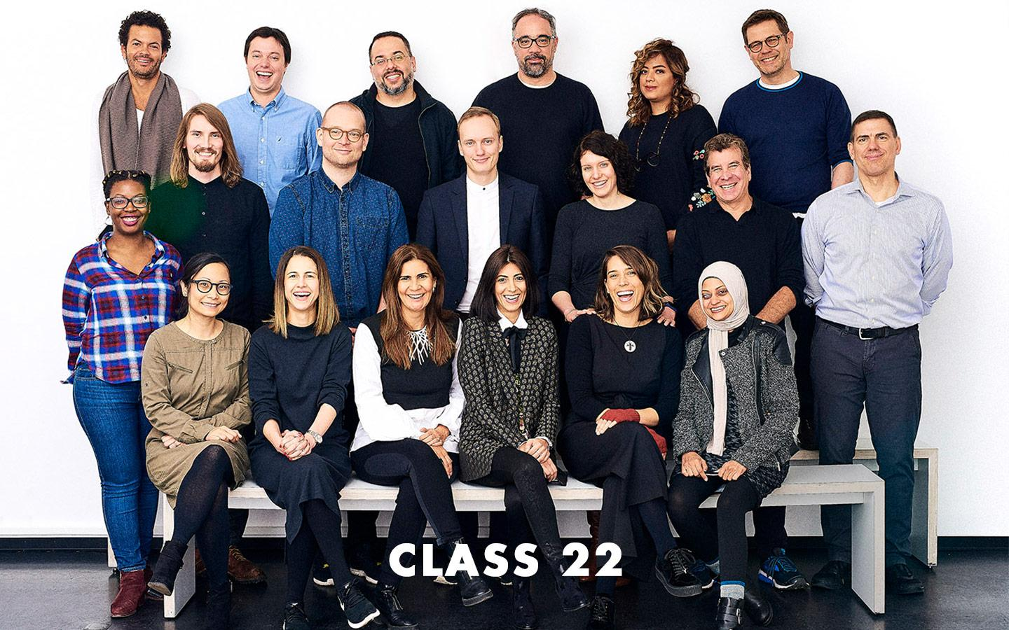 Class Picture EMBA Class 22