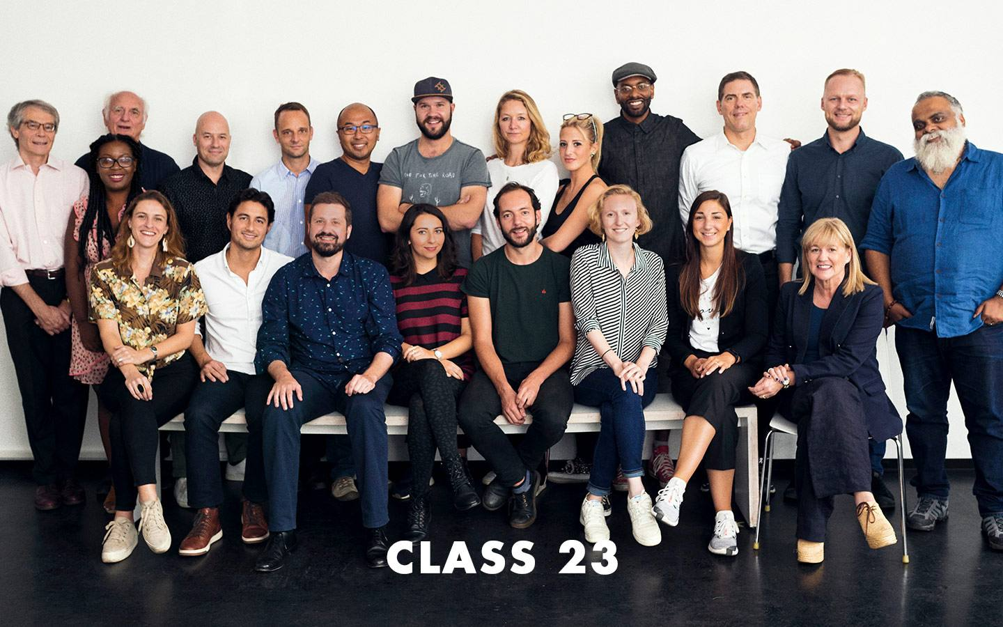 Class Picture EMBA Class 23