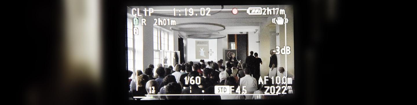 Berlin School Video Archive Header
