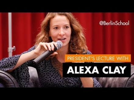Embedded thumbnail for Public Talk Alexa Clay