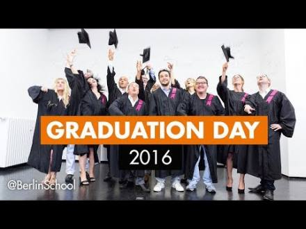 Embedded thumbnail for Graduation Ceremony 2016