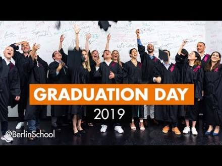Embedded thumbnail for Graduation 2019