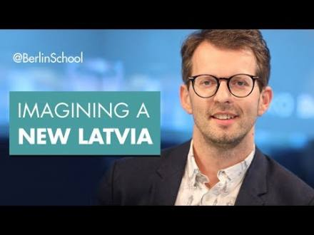Embedded thumbnail for Andris Rubins on Developing a Brand Strategy for Latvia