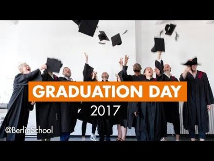 Embedded thumbnail for Graduation Ceremony 2017