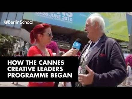 Embedded thumbnail for Cannes Daily News Interview with Michael Conrad