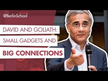 Embedded thumbnail for Leading in the Age of Connection with R. Tobaccowala