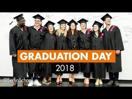Embedded thumbnail for Graduation 2018