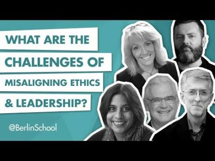 Embedded thumbnail for Leading Ethics in Creative Leadership