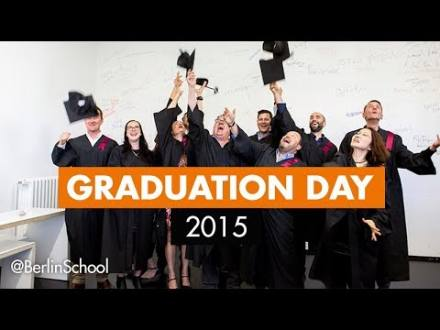 Embedded thumbnail for Graduation Ceremony 2015
